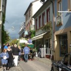ferienwohnungen_pfalz_wurstmarkt - in den Straßen von Bad Duerkheim
